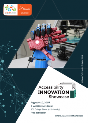 Accessibility Innovation Showcase